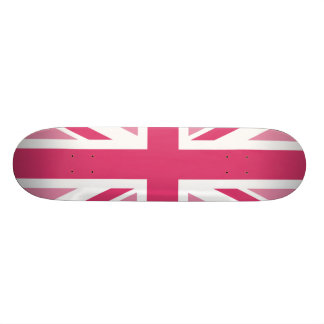 Union Jack Custom Skateboard