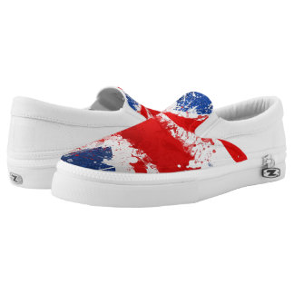 Union Jack Slip On