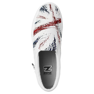 Union Jack slip on by Dubious Products