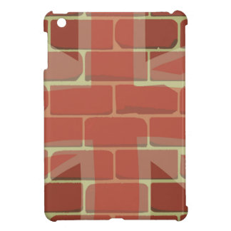Union Jack Sprayed on a Wall iPad Mini Covers