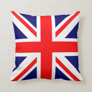 Union Jack Throw Cushions