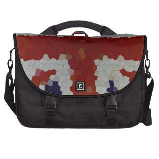 Union Jack UK British flag mosaic Laptop Bag