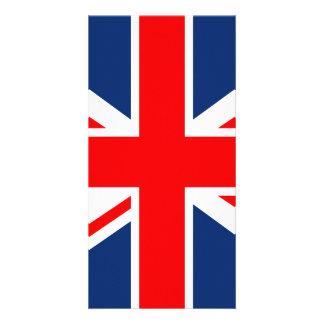 Union Jack - UK Flag Photo Cards