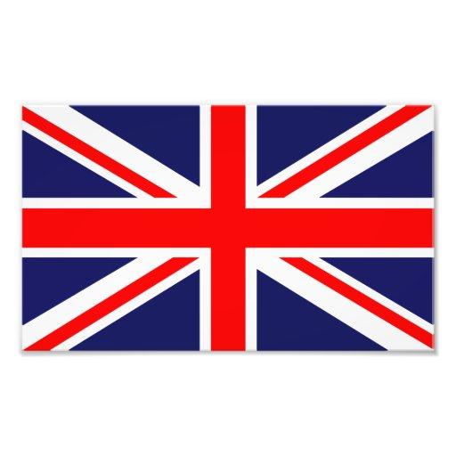 Union Jack - UK Flag Photograph