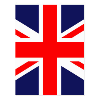Union Jack - UK Flag Postcard