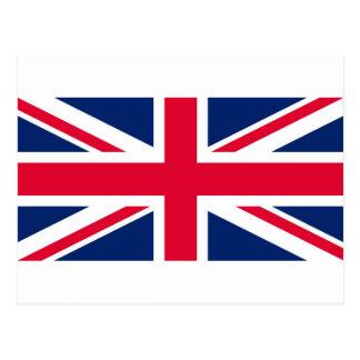 Union Jack  - UK Flag Postcard