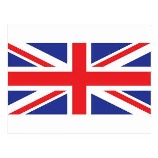 Union Jack UK Flag Post Cards