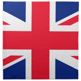 Union Jack - UK Flag Printed Napkin