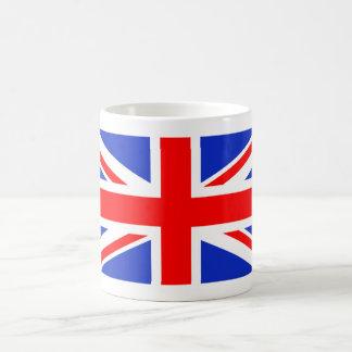 """UNION JACK"" (uncropped flag) Coffee Mug"