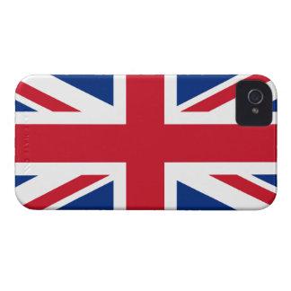 Union Jack United Kingdom iPhone 4 Case-Mate Cases