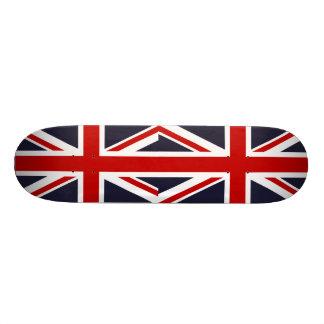 Union Jack United Kingdom Team Skateboard