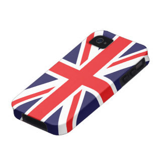 Union Jack Vibe iPhone 4 Cover