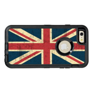 Union Jack Vintage British Flag OtterBox iPhone 6/6s Plus Case