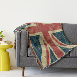 Union Jack Vintage Distressed