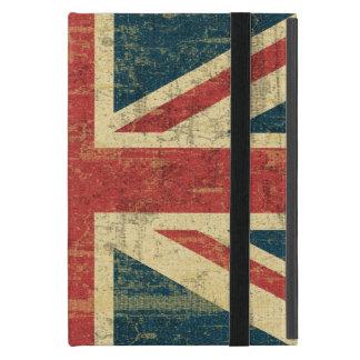 Union Jack Vintage Distressed Cases For iPad Mini