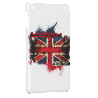 UNION JACK VINTAGE UK PASSION iPad MINI CASE