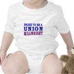 UNION MILLWRIGHT BABY CREEPER