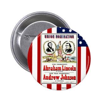Union Nomination - Button