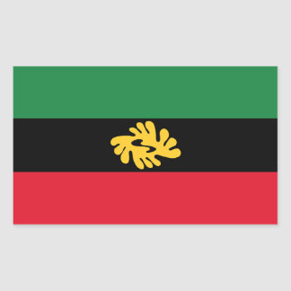 Union of African States Sticker