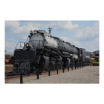 Union Pacific Big Boy No. X4012 Poster