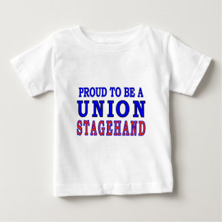 UNION STAGEHAND BABY T-Shirt