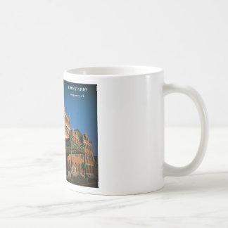 UNION STATION - Montgomery Alabama Coffee Mugs