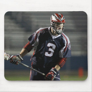 UNIONDALE, NY - JULY 16:  Pat Heim #3 2 Mouse Pad