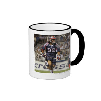 UNIONDALE, NY - JULY 16:  Paul Rabil #99 Coffee Mug