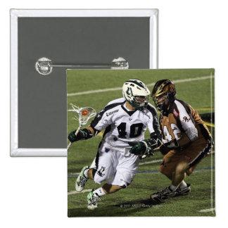 UNIONDALE, NY - JULY 28:  Matt Donowski #40 4 15 Cm Square Badge