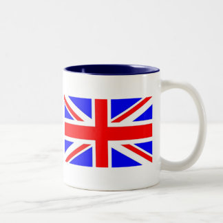 UnionJacklargezazzle Two-Tone Coffee Mug