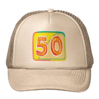 Unique 50th Birthday Gifts Cap