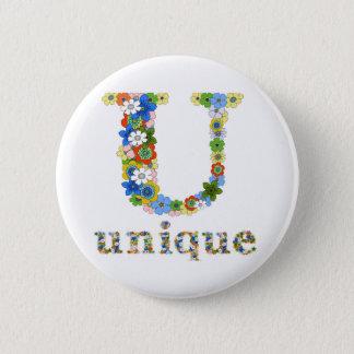Unique 6 Cm Round Badge