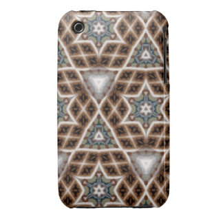 unique abstract pattern iPhone 3 case