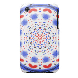 Unique abstract pattern Case-Mate iPhone 3 cases