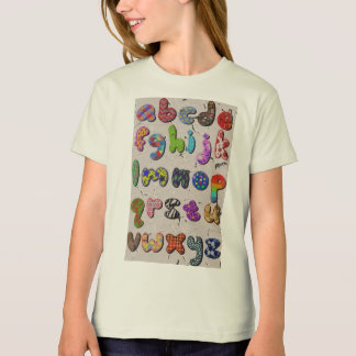 Unique Alphabet Vitashirt T-Shirt