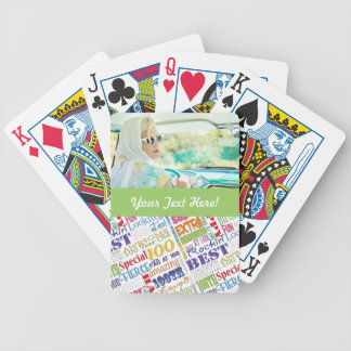 Unique And Special 100th Birthday Party Gifts Bicycle Playing Cards