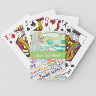Unique And Special 100th Birthday Party Gifts Playing Cards