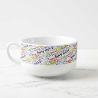 Unique And Special 25th Birthday Party Gifts Soup Mug