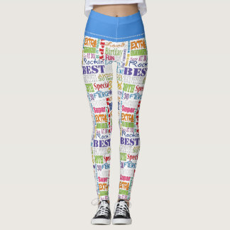 Unique And Special 30th Birthday Party Gifts Leggings