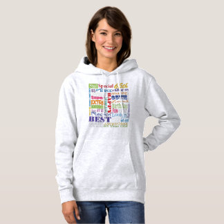 Unique And Special 65th Birthday Party Gifts Hoodie