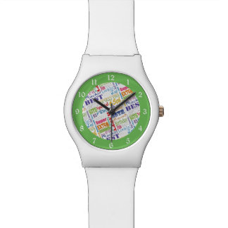 Unique And Special 65th Birthday Party Gifts Watch