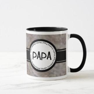 Unique and Stylish World's Greatest Papa Mug