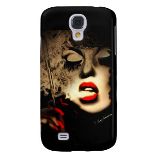 Unique Art For Your Vivid Just in Time For Xmas Samsung Galaxy S4 Cover