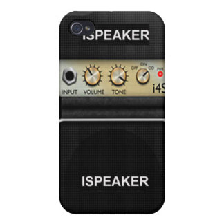 Unique Awesome Amplified Speaker Iphone Case iPhone 4 Cases