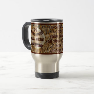 Unique Baseball Gifts for Players and Coaches, Mug