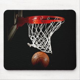 Unique Basketball Artwork Mousepad