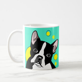 Unique Boston Terrier Mugs