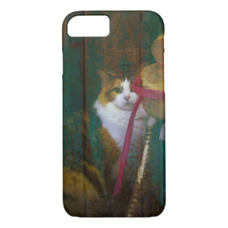 Unique Calico Cat iPhone 7 case