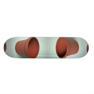 Unique Clay pot Skate Board Decks