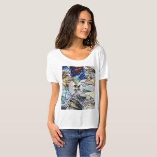 Unique Colored Pencil Design: We are All Artists T-Shirt
